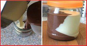 Домашний молочно-шоколадный десерт!