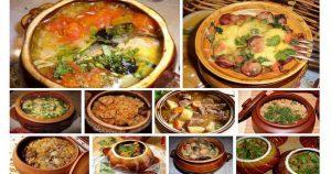 Обалденные блюда в горшочках. 10 лучших рецептов