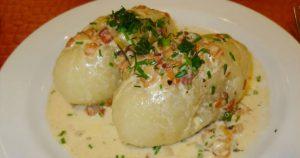 Цепелины — вкусное блюдо из далекого СССР