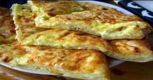 Любимый завтрак моего мужа — Быстрое «хачапури» к завтраку!