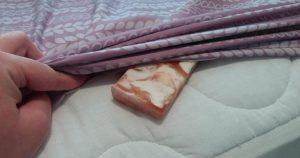 Засуньте кусок мыла под простынь и избавьтесь от ночных судорог и дискомфорта в ногах