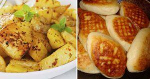 Подборка блюд из картофеля. 10 вкусных блюд