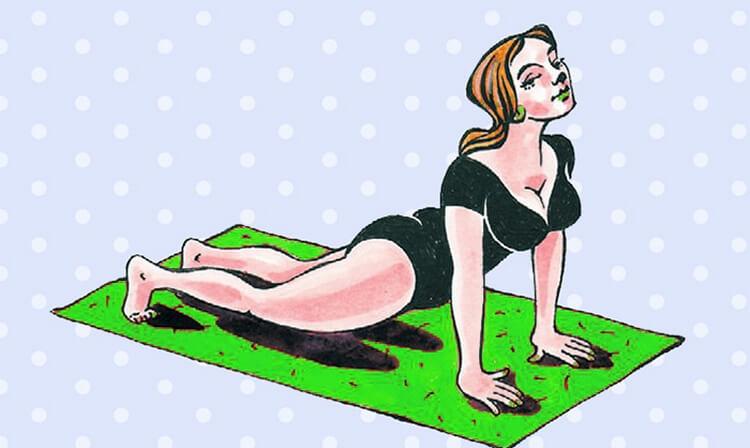 Спина перестала болеть сразу же! ВОТ эти 6 упражнений.