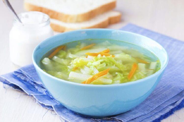 3-дневная чистка организма супами: Ешь, сколько влезет, но все равно похудеешь!