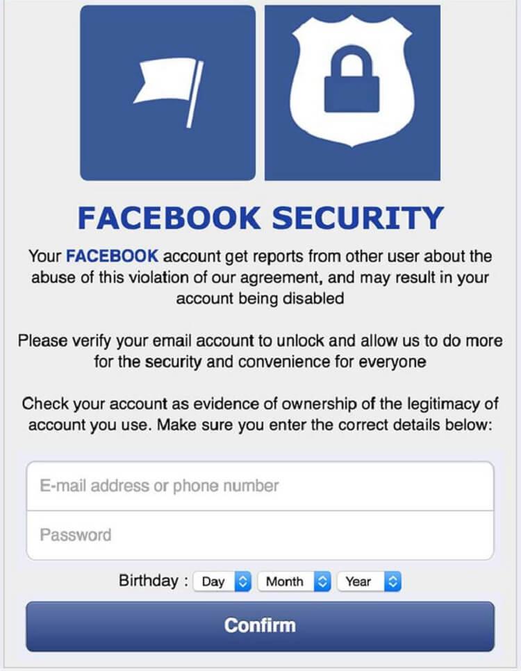 Новая уловка Аферистов: если вы пользуетесь Facebook, то обязательно должны знать об этом мошенничестве!