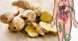 Если вы едите имбирь ежедневно в течение 1 месяца, то вот, что происходит с вашим телом