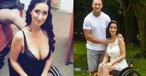 В 37 лет ее парализовало, муж ушел и хотел отобрать детей, но она не смогла позволить себе быть слабой