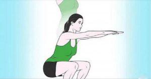 5 ежедневных упражнений для женщин 40+.