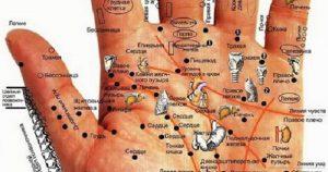 Узнать болезни можно по рукам