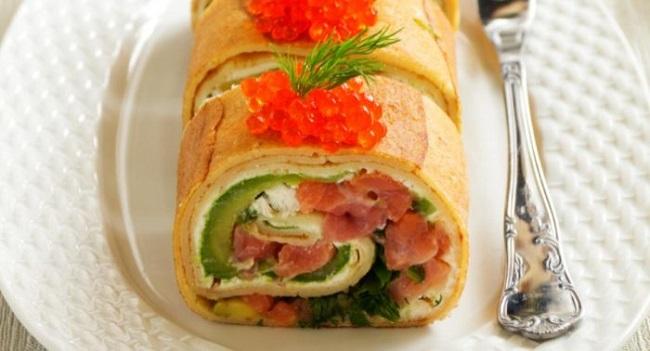 Идеи простых и вкусных закусок на любой вкус!