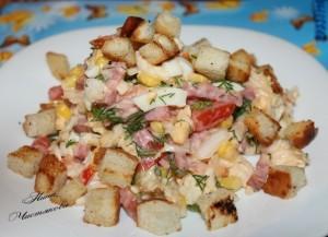 ТОП-6 вкусных и нежных салатов с пекинской капустой