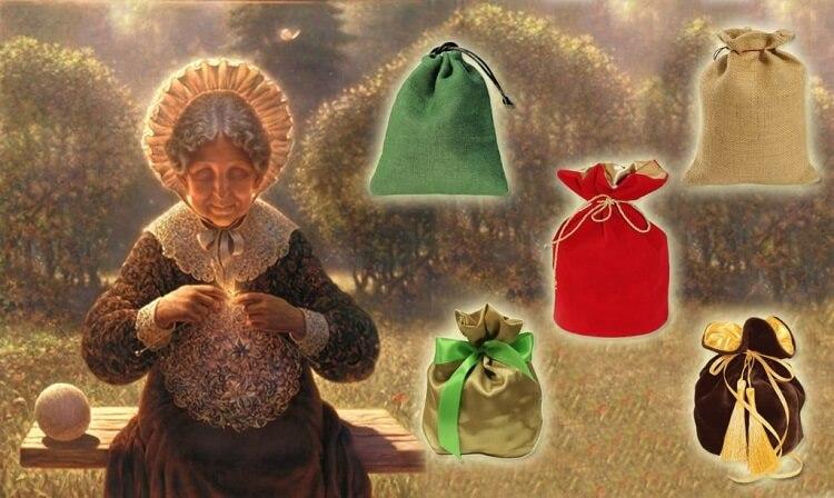 Старая мудрая волшебница приготовила подарок для каждого. Что же досталось вам?