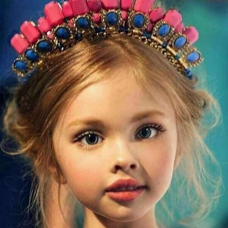 15 очень красивых детей, которые заставят дрогнуть даже каменное сердце