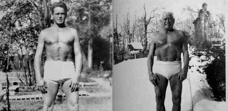 Йозеф Пилатес: «Расцвет человека должен приходиться на возраст 70+»