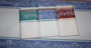 Как отстирать кухонные полотенца с помощью микроволновки. Стали словно вчера купленные!