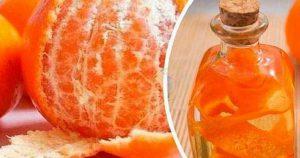 7 проблем с телом, которые излечит кожица мандарина