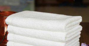 Сделать полотенца белыми без кипячения и без стирки поможет подсолнечное масло