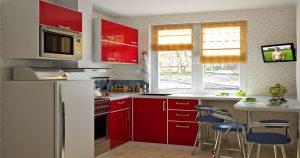 Как сделать небольшую кухню удобнее: 30 идей