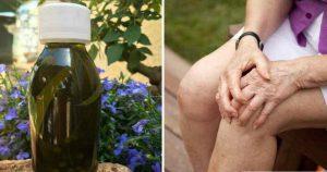 Рецепт который избавит суставы от боли