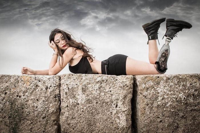 Конкурс «Мисс Италия» прославился на весь мир. Виновата в этом необычная 18-летняя участница