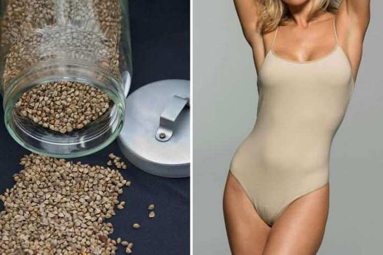 Гречка на кефире — блюдо, которое позволяет худеть на 5 кило в неделю
