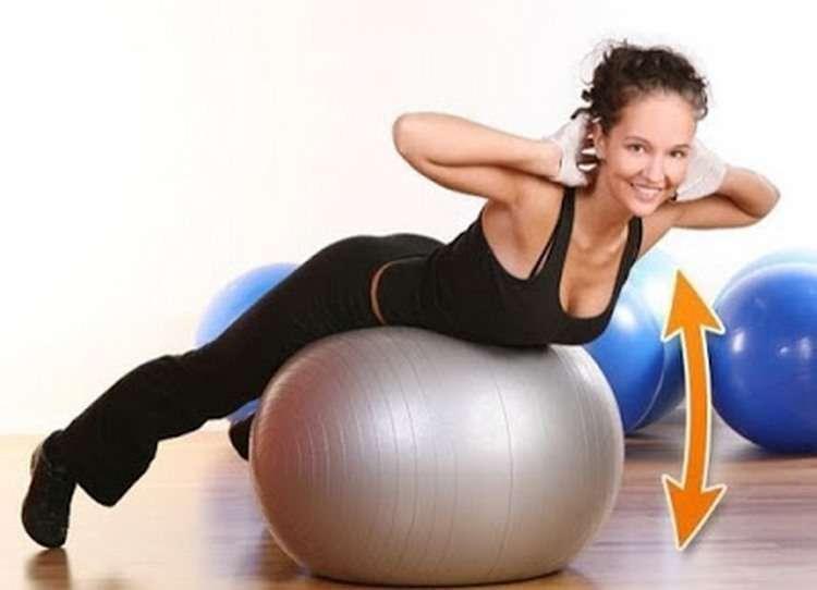 7 эффективных упражнений для сжигания жира на спине и талии. Всего за 2 недели получаем отличный результат!