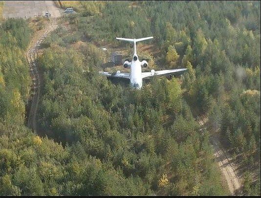 Авиакатастрофа: шанс выжить был один на тысячу. Настоящее чудо!
