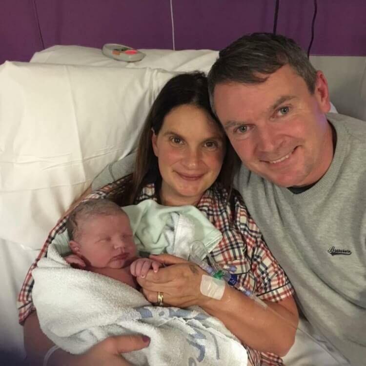 42-летняя женщина на днях родила своего 20-го ребенка