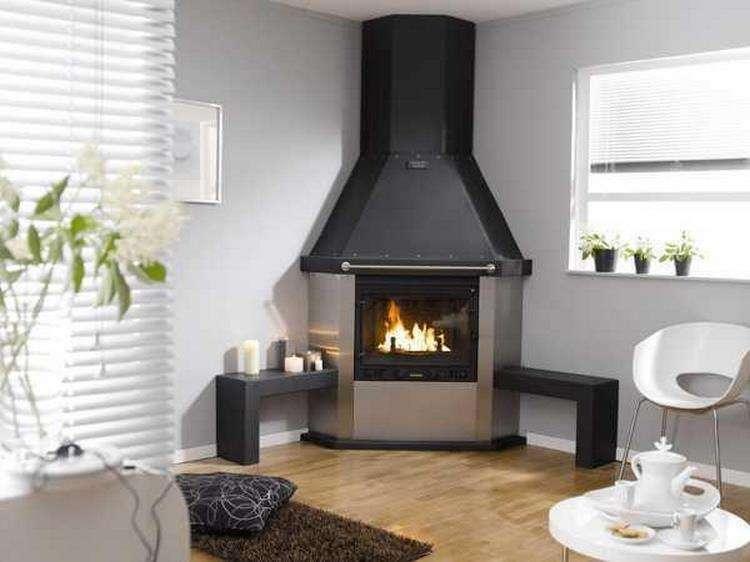 25 классных идей о том, как можно использовать углы в доме