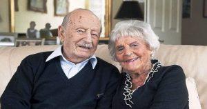 Вместе целых 87 лет! Еврейская пара поставила рекорд по продолжительности совместной жизни