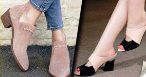 22 пары красивой и стильной обуви