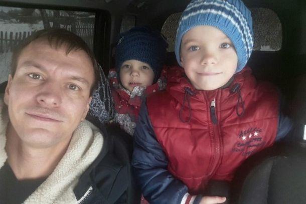 После смерти жены 31-летний Антон в одиночку растил 6 детей. Только посмотри, КАК его отблагодарила судьба.