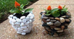 19 идей для декора сада, которые легко и быстро сделать своими руками!