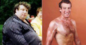 Он похудел на 100 кг без диет при помощи 7 правил, которые выяснил сам лично