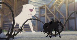 Студия Pixar показала мультик о дружбе бездомного котёнка с питбулем. Это так трогательно, что можно и всплакнуть