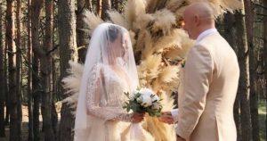Первые фото и видео со свадьбы Потапа и Насти Каменских