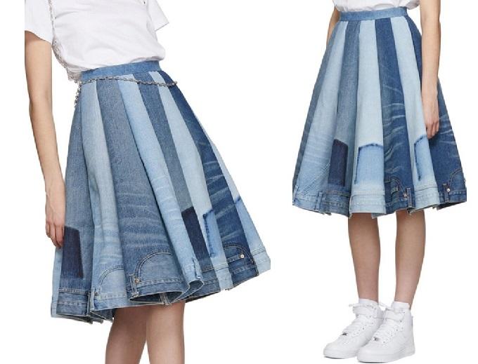 Джинсовые шорты, которые стоят практически 300 долларов, пользуются бешеной популярностью среди молодежи?