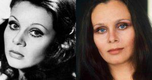Пост в память о Любови Полищук. Советская Софи Лорен с неземными глазами