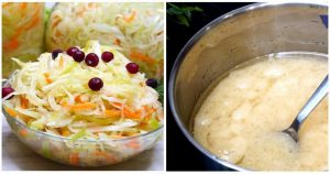 Отличный рецепт: капуста получается вкусной, хрустящей и сладковатой