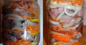 Рецепт вкусной селедки по-голландски. Для картофельного пюре
