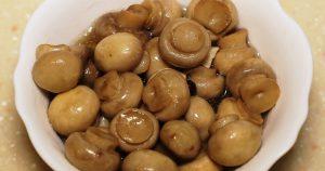Вкусные маринованные грибочки
