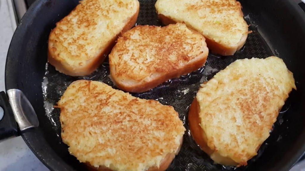 Рецепт находка. Горячие бутерброды готовлю каждую неделю