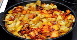 Жарим картошку вкусно и правильно: 8 важных правил