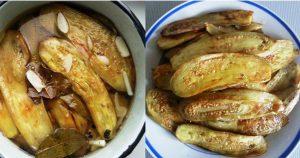 Маринованные баклажаны: особый рецепт с гвоздикой