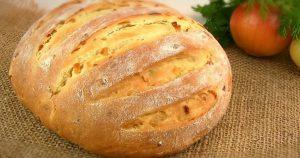 Домашний луковый хлеб: мягкий и воздушный