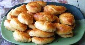 Пирожки с капустой без дрожжей и соды