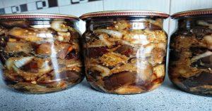Баклажаны на зиму! Теперь это мой любимый зимний салатик