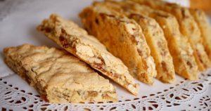 20 минут и печенье к чаю готово! Польское печенье «Мазурка»