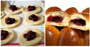 Пирожки с вишней не текут и не черствеют! Удачная начинка для любой выпечки