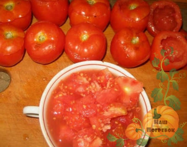 Квашеные помидоры на зиму в кастрюле, ведре и банках: вкуснятина!